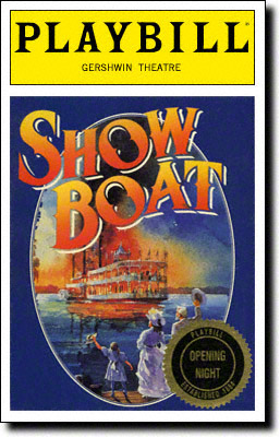 showboat playbill